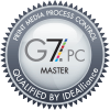G7 Master, Qualified by IDEAlliance