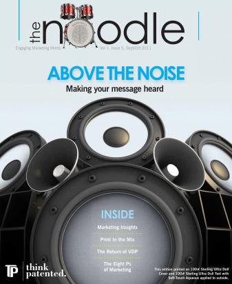 Volume 1, Issue 5
